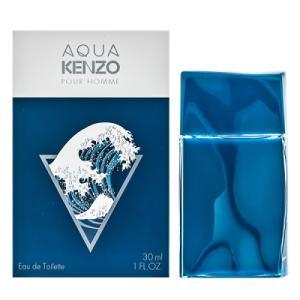 ケンゾー KENZO アクア ケンゾー プールオム オーデトワレ EDT SP 30ml 【香水】【激安セール】【あすつく】|kousuiandco
