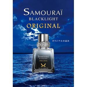サムライ SAMOURAI サムライ ブラックライト オリジナル EDT SP 30ml 【香水】【激安セール】【odr】|kousuiandco|02