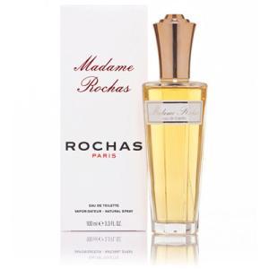 ロシャス ROCHAS マダム ロシャス オードトワレ EDT SP 100ml 【香水】【あすつく】|kousuiandco