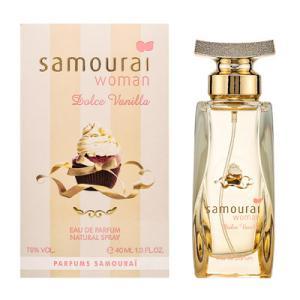 サムライ SAMOURAI サムライウーマン ドルチェバニラ EDP SP 40ml 【香水】【あすつく】|kousuiandco