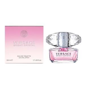 ヴェルサーチ VERSACE ブライト クリスタル EDT SP 50ml 【香水】【あすつく】|kousuiandco