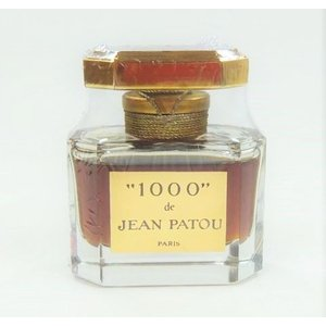 【箱・ケース無し】 ジャン パトゥ 1000 ミル パルファム BT 15ml 香水 フレグランス kousuibatake1