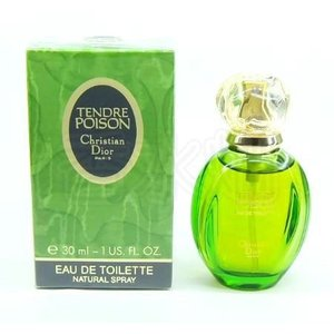 Christian Dior TENDRE POISON EAU DE TOILETTE 30ml ...