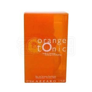 【訳有り】 アザロ オレンジ トニック EDT SP 50ml 香水 フレグランス|kousuibatake1