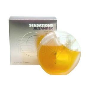 ジル サンダー センセーション EDT SP 40ml 香水 フレグランス|kousuibatake1