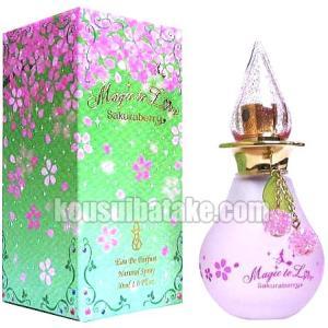 ラブ&ピース マジック トゥ ラブ サクラベリー 2008年限定 EDP SP 30ml 香水 フレグランス kousuibatake1