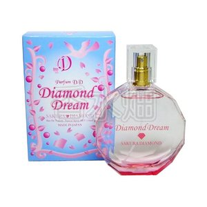 パルファム D.D ダイヤモンド ドリーム サクラ ダイヤモンド EDT SP 100ml 香水 フレグランス|kousuibatake1