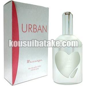 メッセージ アーバン EDP SP 60ml 香水 フレグランス kousuibatake1