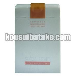 【ケース無し】 ポリス インターアクティブ フォー ハー プールファム EDT SP 75ml 香水 フレグランス kousuibatake1