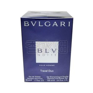 BVLGARI BLV NOTTE POUR HOMME Eau de Toilette 50ml ...