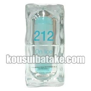 キャロライナヘレラ 212 オン アイス EDT SP 60ml 30ml×2|kousuibatake1