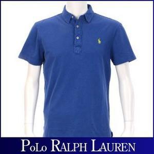 ラルフローレン ポロシャツ(半袖)MNBLKNIM1I10161−B28−XS  送料無料|kousuiclub