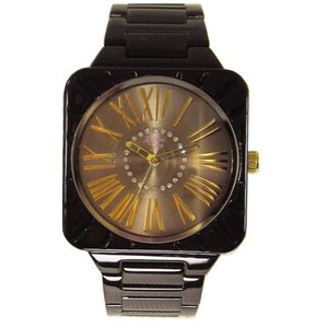 小森純 Komori Jun オリジナルウォッチ ブラック JK-2001BK [腕時計]|kousuiclub