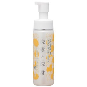 日本豊受自然農 洗髪と洗身 木の花の咲くやシャンプー 200ml|kousuiclub