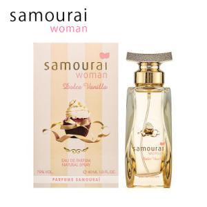 サムライウーマン ドルチェバニラ EDP SP 40ml レディース 香水|kousuiclub