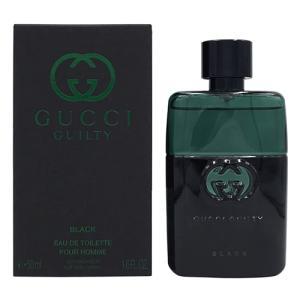 グッチ ギルティ ブラック プールオム EDT SP 50ml メンズ 香水|kousuiclub