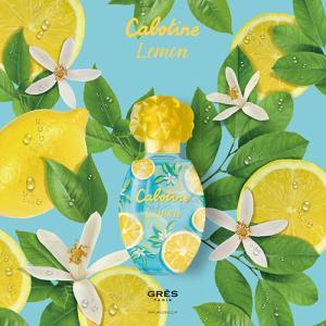 グレ GRES カボティーヌ レモン 2019 オードトワレ EDT SP 50ml 香水 フレグランス|kousuiclub