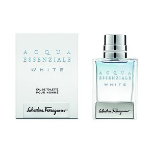 サルヴァトーレ フェラガモ アクアエッセンツィアーレ ホワイト EDT SP 30ml メンズ 香水|kousuiclub