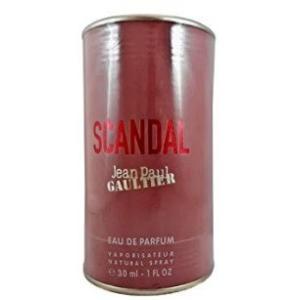 ジャンポール ゴルチエ Jean Paul GAULTIER スキャンダル オードパルファム EDP 30ml 香水 レディース|kousuiclub