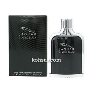 ジャガー クラシック ブラック EDT SP 40ml レディース 香水|kousuiclub
