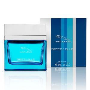 ジャガー ブリーズィー ブルー EDT SP 60ml メンズ 香水|kousuiclub