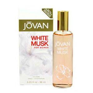 ジョバン ホワイトムスク ウーマン オーデコロン EDC 96ml メンズ 香水 あすつく|kousuiclub