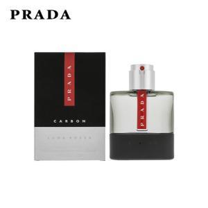 プラダ ルナロッサ カーボン EDT SP 50ml メンズ 香水|kousuiclub