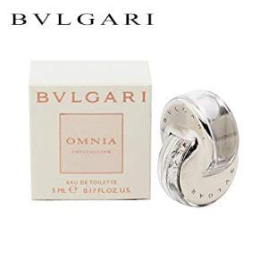 ブルガリ オムニア クリスタリン 5ml BVLGARI レディース ミニ香水|kousuiclub