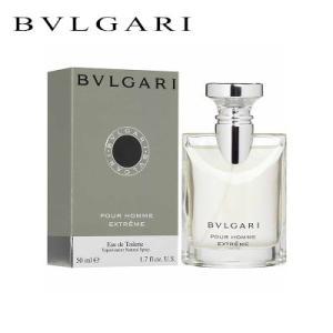 ブルガリ プールオム エクストレーム EDT SP 50ml BVLGARI 香水