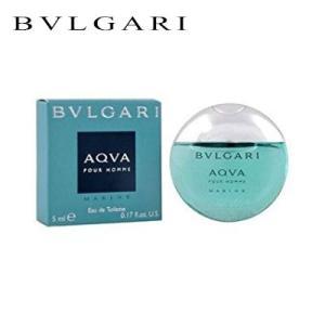 ブルガリ アクア プールオム マリン EDT 5ml BVLGARI メンズ ミニ香水|kousuiclub