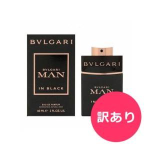 訳あり ブルガリ マン イン ブラック スプレー EDP SP 60ml 香水 メンズ|kousuiclub