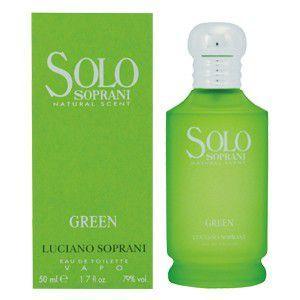 ルチアーノ ソプラーニソロ グリーン EDT SP 50ml ユニセックス 香水|kousuiclub