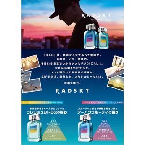 ラッドスカイ RADSKY ピーエム オードトワレ EDT SP 50ml 香水 フレグランス|kousuiclub|03