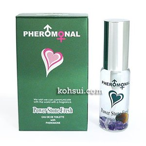 モテ香水 フェロモナール パワーストーン EDT SP 10ml ユニセックス 香水  あすつく 送料無料|kousuiclub