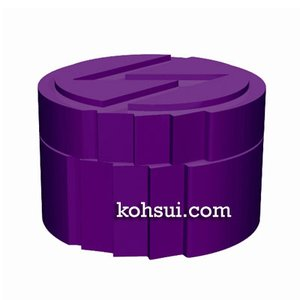 サムライ スタイル ワックス プラスター スライミー 80g|kousuiclub