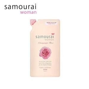 サムライウーマン シャンパンローズ 柔軟剤 詰め替え 500ml|kousuiclub