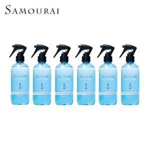 6本セット サムライ SAMOURAI アクアマリン ファブリックミスト 300ml|kousuiclub
