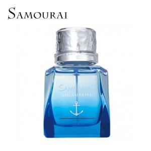 サムライ SAMOURAI アクアマリン カーフレグランス 置き型 60ml|kousuiclub