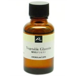 アロマアンドライフ 植物性グリセリン ハンドメイドコスメ 素材30ml|kousuiclub