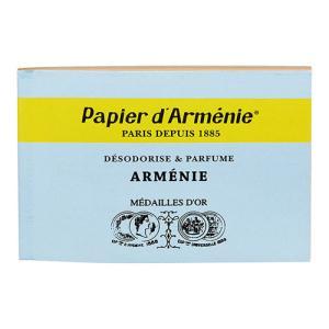 パピエダルメニイ Papier d'Armenie トリプル お香 アルメニイ 3×12枚|kousuiclub
