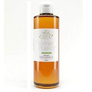 ハイパープランツ HYPER PLANTS キャリアオイル スイートアーモンドオイル 250ml|kousuiclub