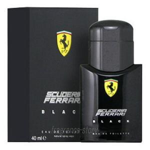 フェラーリ FERRARI フェラーリ ブラック 125ml EDT SP fs 【あすつく】【香水 メンズ】|kousuimonogatari-ys