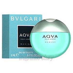 ブルガリ BVLGARI アクア プールオム マリン 5ml EDT ミニ香水 ミニチュア fs 【あすつく】|kousuimonogatari-ys