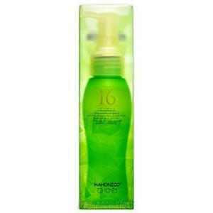 16種類の天然オイル配合で外部刺激から毛髪を保護し、油分や水分を保持させる働きを持つヒーティング対応...