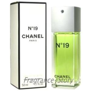 シャネル CHANEL NO.19 50ml EDT SP fs 【香水 レディース】【あすつく】