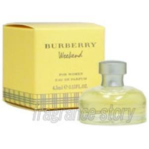 バーバリー BURBERRY ウィークエンド フォーウーマン 4.5ml EDP ミニ香水  ミニチュア fs 【あすつく】|kousuimonogatari-ys