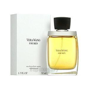 ヴェラ ウォン VERA WANG ヴェラ ウォン フォーメン 50ml EDT SP fs 【あすつく】【香水・メンズ】