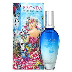 エスカーダ ESCADA ターコイズ サマー 30ml EDT SP fs 【香水 レディース】【あすつく】|kousuimonogatari-ys