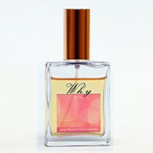 LLP日本香りデザイン協会 Akemi Misawa Parfum Collection Why 15ml fs 【あすつく】【香水 レディース】 kousuimonogatari-ys