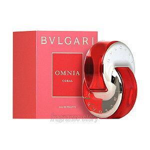 ブルガリ BVLGARI オムニア コーラル 5ml EDT ミニ香水  ミニチュア fs 【あすつく】 kousuimonogatari-ys
